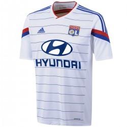 Olympique de Lyon Home football shirt 2014/15 - Adidas