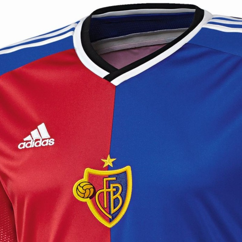 fc basel home fu ball trikot 2014 15 adidas sportingplus passion for sport. Black Bedroom Furniture Sets. Home Design Ideas