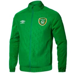 Ireland (Eire) football presentation jacket 2015/16 - Umbro