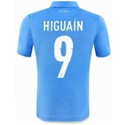 SSC Napoli Home Football shirt 2014/15 Higuain 9 - Macron