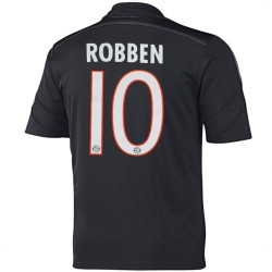 Bayern Munich UCL Third football shirt 2014/15 Robben 10 - Adidas