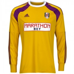 Fulham FC Away goalkeeper shirt 2014/15 - Adidas