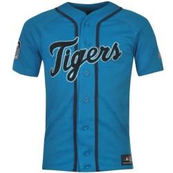 Detroit Tigers MLB Baseball Away Hotch jersey 2015 - Majestic