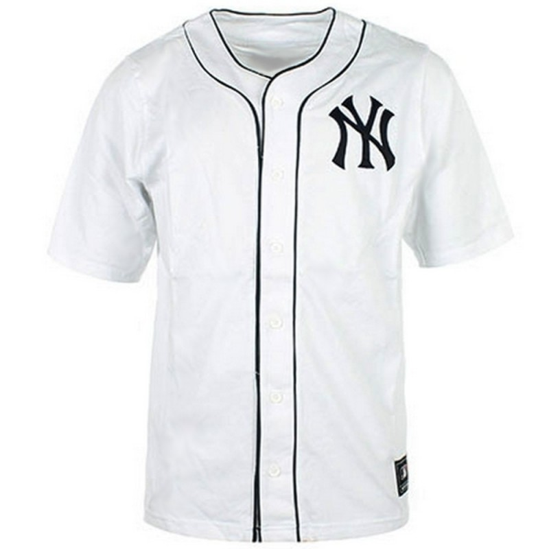 ... Maillot de Baseball MLB New York Yankees Sommer Home 2015 - Majestic . 08a612751b2c