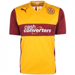 Motherwell (Scotland) Home football shirt 2013/14 - Puma