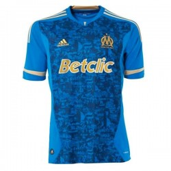 Olympique de Marseille Soccer Jersey Away 11/12 by Adidas