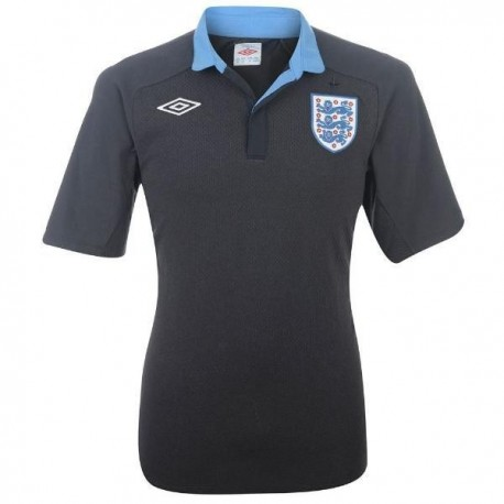 England National Soccer Jersey 2011/12 Away by Umbro