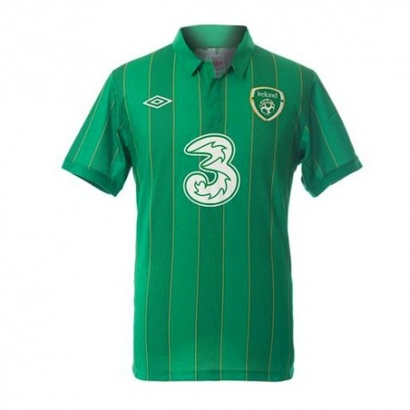National Soccer Jersey 2011/12 Ireland Home by Umbro
