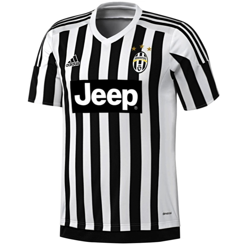 fc juventus home fu ball trikot 2015 16 adidas sportingplus passion for sport. Black Bedroom Furniture Sets. Home Design Ideas