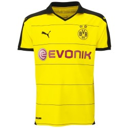BVB Borussia Dortmund Home football shirt 2015/16 - Puma