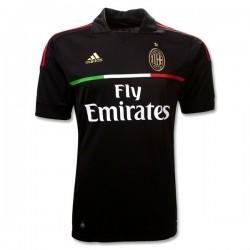 Ac Milan Soccer Jersey 2011/12 Third by Adidas