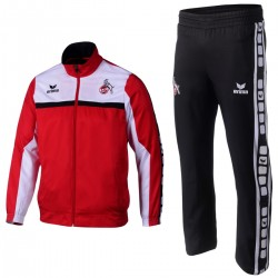 FC Koln (Cologne) training presentation tracksuit 2015/16 - Erima