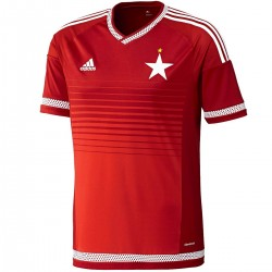 Wisla Krakow Home football shirt 2015/16 - Adidas