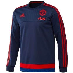 Manchester United training sweat top 2015/16 - Adidas