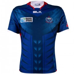 Samoa rugby World Cup Home jersey 2015/16 - BLK