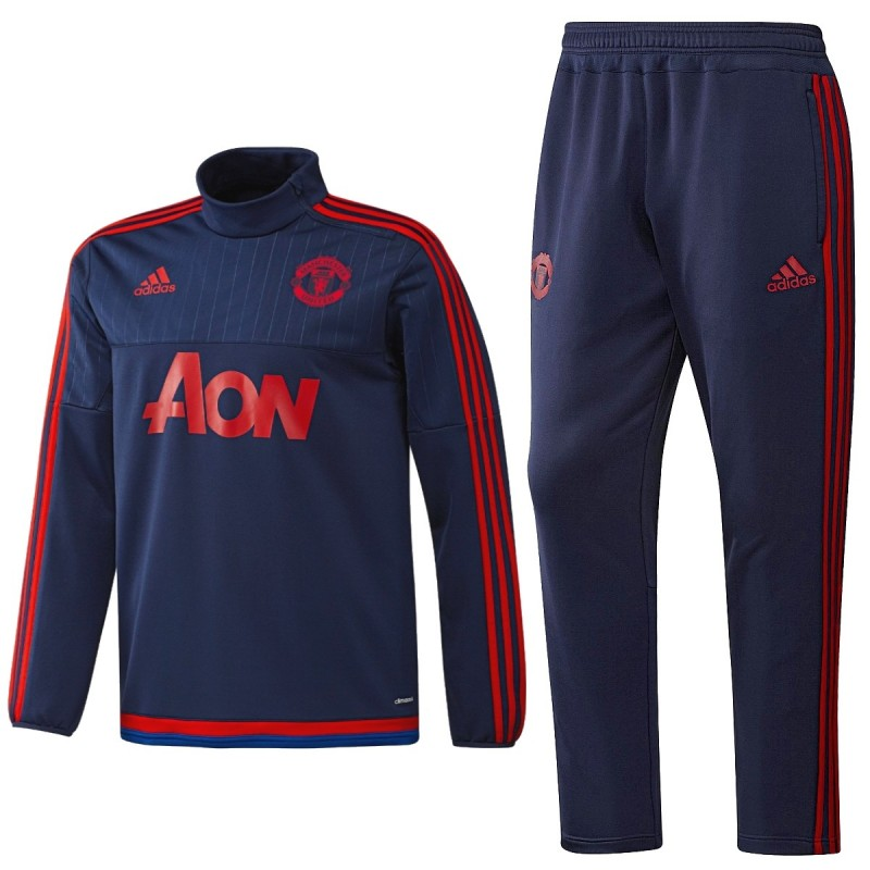 Manchester United technical trainingsanzug 2015/16 ...