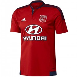Olympique Lyon Away football shirt 2015/16 - Adidas