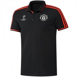 Manchester United UCL presentation polo 2015/16 - Adidas