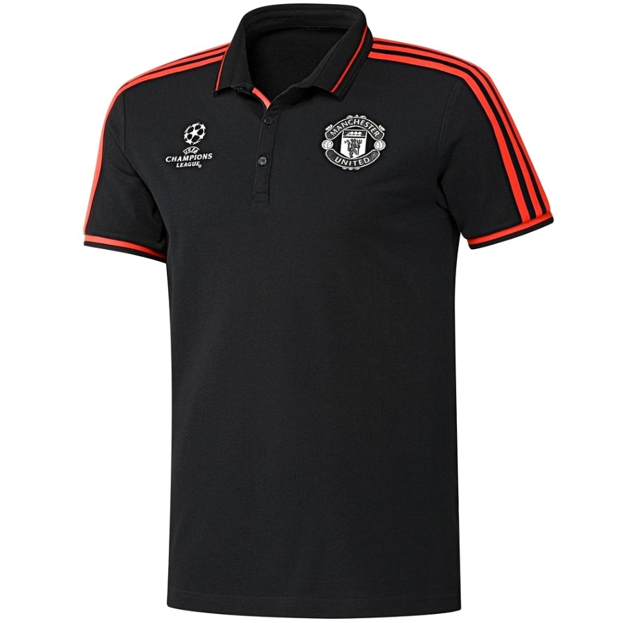 Manchester United UCL Presentation Polo 2015 16