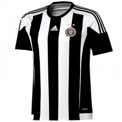 Partizan Belgrade FC Home football shirt 2015/16 - Adidas