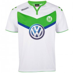 VFL Wolfsburg Home Football shirt 2015/16 - Kappa