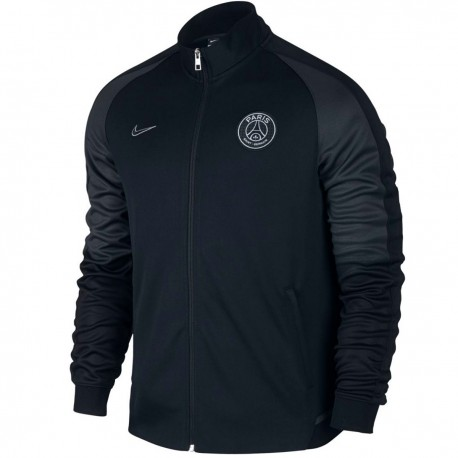psg paris saint germain ucl n98 jacke 2015 16 nike. Black Bedroom Furniture Sets. Home Design Ideas