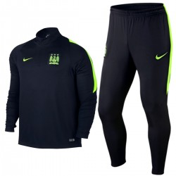 Manchester City UCL training tech tracksuit 2015/16 - Nike