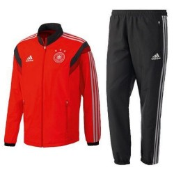Germany football team presentation tracksuit 2015 - Adidas