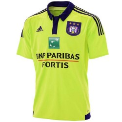RSC Anderlecht Away football shirt 2015/16 - Adidas
