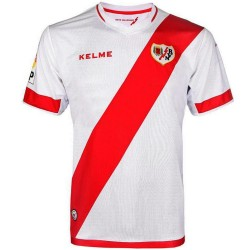 Rayo Vallecano Home football shirt 2015/16 - Kelme