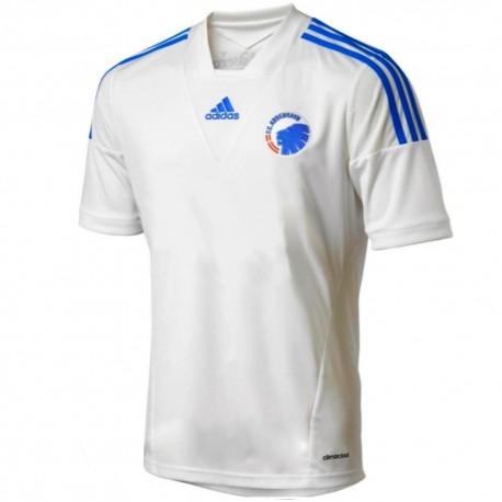 FC Copenhagen Home football shirt 2013/14 - Adidas