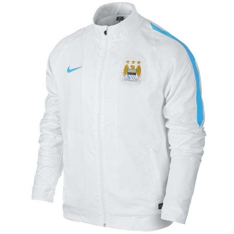 manchester city pr sentation trainingsanzug 2016 nike. Black Bedroom Furniture Sets. Home Design Ideas