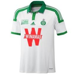 ASSE Saint Etienne Away football shirt 2014/15 - Adidas
