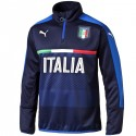 Italy technical training sweat top 2016/17 navy - Puma