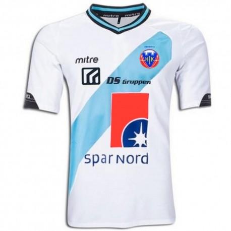 IK Hobro (Denmark) Away Football shirt 2013/15 - Mitre
