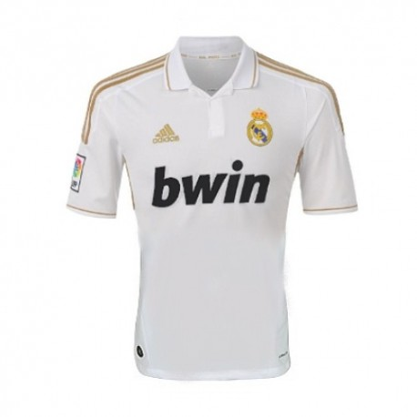 Real Madrid CF Home Jersey 2011/12-Adidas