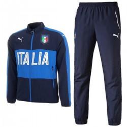 Italy national team presentation tracksuit 2016/17 navy - Puma