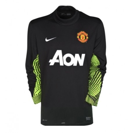 Manchester United Away Goalkeeper shirt 11/12 by Nike