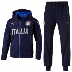 Italy national team cotton presentation tracksuit 2016/17 - Puma