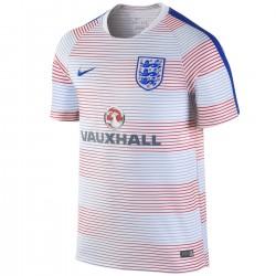England football team pre-match training shirt 2016/17 - Nike