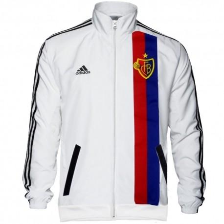 FC Basel track top (jacket) 2012/13 - Adidas