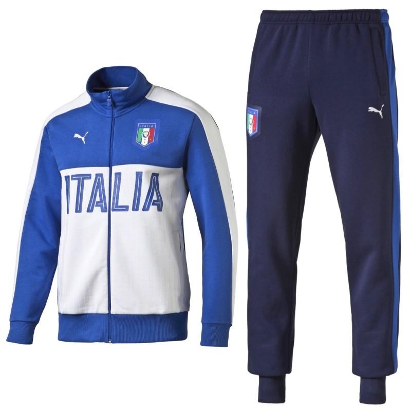 tuta nazionale italiana calcio puma