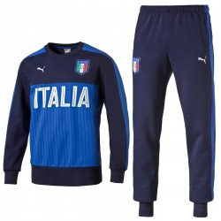Italy Fans cotton presentation sweat set 2016/17 - Puma