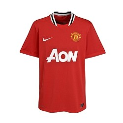 Manchester United Home Jersey 11/12-Nike