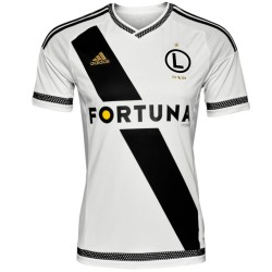 Legia Warsaw Home football shirt 2015/16 - Adidas