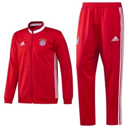 Bayern Munich red training tracksuit 2016/17 - Adidas