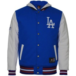 MLB Los Angeles Dodgers Ashmead jacket - Majestic