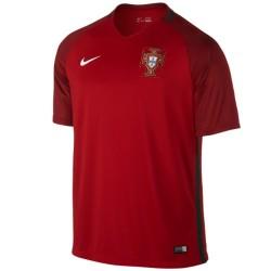 Portugal football team Home shirt 2016/17 - Nike