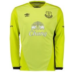 Everton FC goalkeeper Home football shirt 2016/17 - Umbro