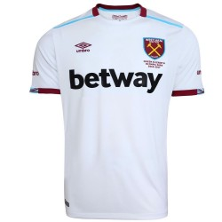 West Ham United Away football shirt 2016/17 - Umbro